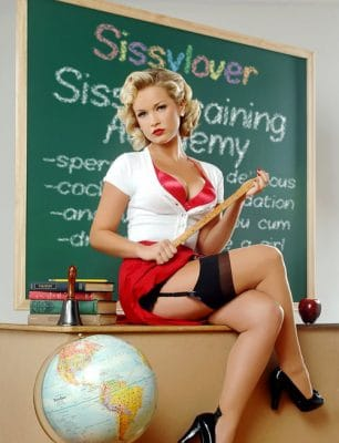 sissy training academy teacher