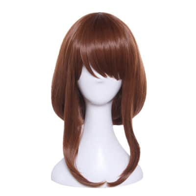 Sexy Schoolgirl Brunette Wig