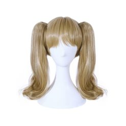 Pigtail Princess Blonde Wig