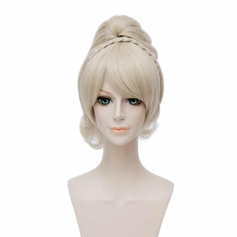 Blonde Elegance Wig